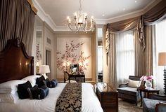 Langham Hotel, Regent suite, London