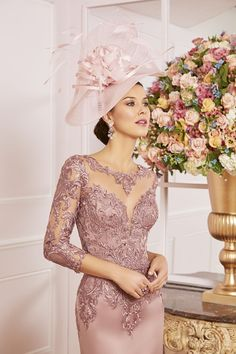 991457 Veni Infantino Mother of the Bride 991457 - Ronald Joyce International Wedding Outfits For Women, Mother Of Bride Outfits, Mother Of Groom Dresses, Dresses To Wear To A Wedding, Mother Of The Bride, Mob Dresses, Tea Length Dresses, Estilo Glamour, Wedding Dress Cake