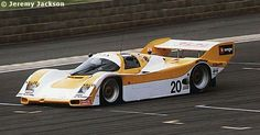 RSC Photo Gallery - World Sports Prototype Championship Silverstone 1990 - Porsche 962 no.20 - Racing Sports Cars