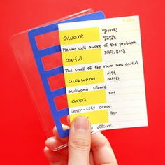 Use Time Sentence Vocabulary Book, Paper Notebook Pocket Notepad ...