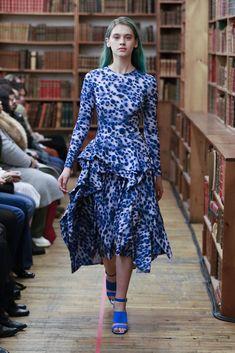 Koché Pre-Fall 2018 Fashion Show Collection: See the complete Koché Pre-Fall 2018 collection. Look 51