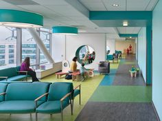 UCSF Medical Center at Mission Bay Benioff Children's Hospital | Design Is … Award People's Choice
