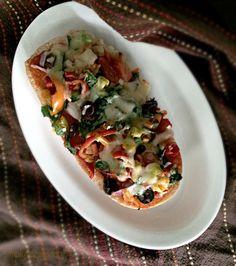 Vegetable Pizza Sandwich – Diabetes Friendly Thursdays | simplyvegetarian777