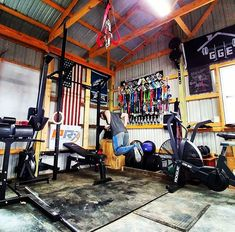 Garage mind the spirit of american weightlifting by greg everett