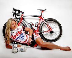 Top 10 (Sexiest) Female Cyclists | BaikBike.com
