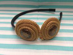 Original Design Terekes!! Unique piece! Hairband