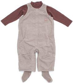 Unsere #KombiDerWoche ist heute ein süßes Baby-Set der Marken #TailleO & #PetitBateau für den Herbst oder Winter in Gr. 74-80.