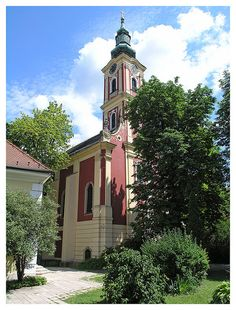 Szentendre church , Hungary