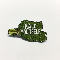 """""""Kale is the most awesome plant! It grows throughout winter, under snow and all. Kale refuses to leave. And when you begin to cut it , it grows taller and gives you wonderful kale seeds""""! GROW KALE! ..be like kale! Stay Strong! Peace. ~ artfromperry"""