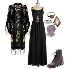 """ahs coven: part 3"" by aliviahannant on Polyvore"