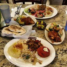 Fadi's Mediterranean Grill... my favorite place in Texas.  #fadis #fadismediterraneangrill #lebanese #mediterraneanfood #yummy