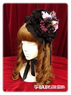 Alice and the Pirates Florence bouquet head dress