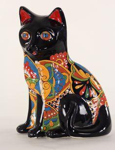 Талавера Cat Оригинальный Большой