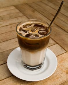 DOUBLE CREAM MEANS HEAVY WHIPPING CREAM. I'LL BE USING FAT FREE HALF AND HALF. 400 ml = 1 3/4 cups, 200 ml = 3/4 cupfrozen coffee. phase 1