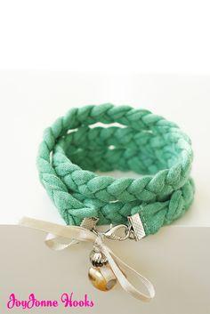Such nice and easy #bracelet by JoyJonne Hooks #DIY