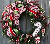 images of unique christmas wreaths - Bing Imagens