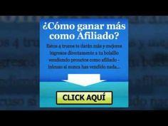 Entrenamiento para ganar dinero con marketing de afiliados http://giovannibenavides.com/the_creator/