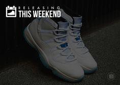 Sneakers Releasing This Weekend - December 20th, 2014