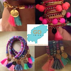 Georgeous Design Ibiza - Spring/Summer 2015 #georgeousdesign #ibiza #gdi #bracelets #armcandy #neon #colors #gold #hippiechic #hippy #handmade #nofilter #bohemian #boho #inspiration #carpediem #followyourdream #blogger #musthave #trendalert #availablenow www.georgeousdesignibiza.com