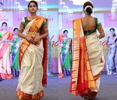 Kanchi Pattu Sarees