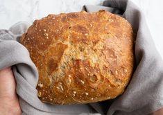 Grydebrød - opskrift på verdens bedste brød – Mummum.dk Toast, Food And Drink, Dessert, Drinks, Drinking, Beverages, Deserts, Postres, Drink