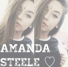 Love Amanda so much check out her YouTube channell