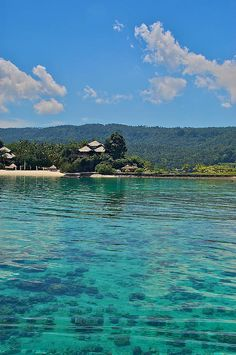 Samal Island in Davao - - philippines holiday Philippines Beaches, Philippines Travel, Davao, Makati, Cebu, Dream Vacations, Vacation Spots, Places To Travel, Places To See