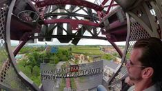 Movieland Park Hollywood Tower 360° VR POV Onride Vr, Tower, Hollywood, Movies, Travel, Rook, Viajes, Computer Case, Films