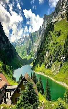 Places to visit l Travel destination l Tourism l Mountain nature river Beautiful Places To Travel, Wonderful Places, Beautiful World, Heavenly Places, Travel Aesthetic, Places Around The World, Nature Pictures, Beautiful Landscapes, Beautiful Scenery