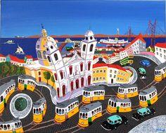 Lisboa - Largo da Estrela.  J:B: Durão, 2010