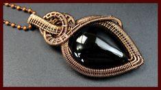 Wire wrapped pendant tutorial. Wire Weaving Tutorial, Wire Wrapped Pendant, Wire Wrapping, Gemstone Rings, Gemstones, Jewelry, Jewlery, Gems, Jewerly