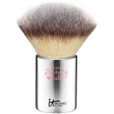 IT Brushes For ULTA Love Beauty Fully Essential Kabuki Brush #207