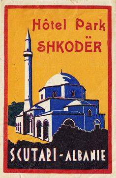 Shkoder, Albania - where I saw most of my action in the Corps.
