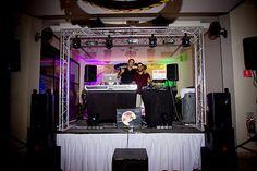 DJ Teemor & DJ Ciro Photo from Lyand & Alex - westin playa conchal collection by El Velo Photography