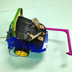 Creativity lies within you! Hope to get more surprises next week! . . . . . .  #lastfewdayshere #greendaleSec #students #Appliedlearningprogram #DTE #steminc #gdlss_stem #gdlss #annikkenandee #robotic #car #mice #programming #race #soccer #arduino #socialmedia #singapore by gdlss_stem