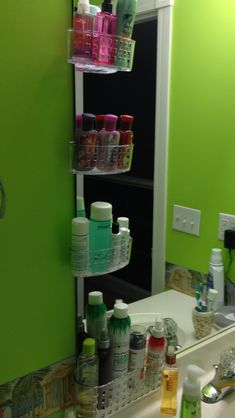One of my bathrooms :) the one I get ready in! :) | Creative ...