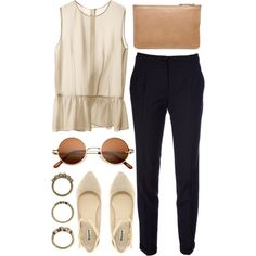 :) by soygabbie on Polyvore featuring H&M, Dolce&Gabbana, Witchery and Forever 21