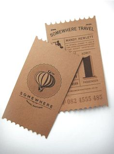 Somewhere Travel Logo by Machine Agency , via Behance