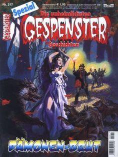 Gespenster Geschichten Spezial #217 - Damonen-Brut