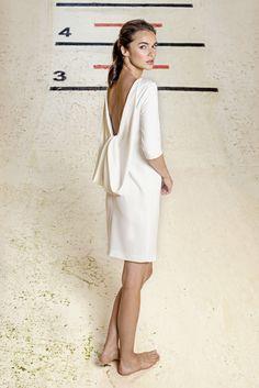 Robert Kalinkin Fashion House - Make a Statement Summer 2015, Spring Summer, Ss 15, White Dress, House Styles, How To Make, Dresses, Fashion, Vestidos