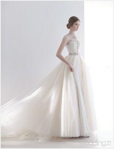 Luxury Wedding Dress, Wedding Dress Styles, Dream Wedding Dresses, Bridal Dresses, Wedding Gowns, Wedding Dress Sleeves, Long Sleeve Wedding, Lace Weddings, Quinceanera Dresses