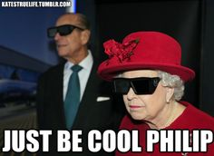 Queen humor. Gets me every time.