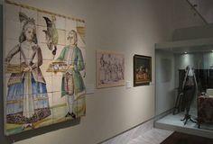 """""""Valencia 1750"""" en el Museo de Bellas Artes - http://www.absolutvalencia.com/valencia-1750-en-el-museo-de-bellas-artes/"""