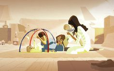 family playtime by Pascal Campion on Storybird