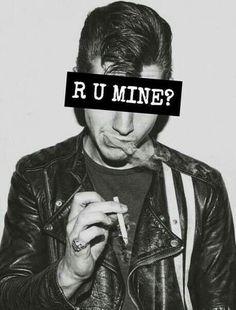R U Mine, Mr. Turner?