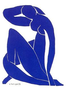 Henri Matisse.  a lover of color.