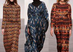London Fashion Week – Autumn/Winter 2013 – Print & Pattern Highlights – Issa A/W 2013