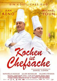 The Chef (2012) | Cute French movie