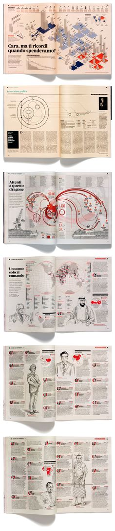 Infographics Designed for IL – Intelligence in lifestyle  http://www.francescofranchi.com/projects/infographics/more