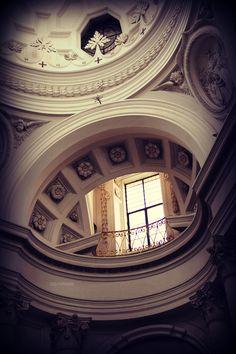 Roma - San Carlino alle Quattro Fontane by Luca Parravano #ArchitecturalInspiration